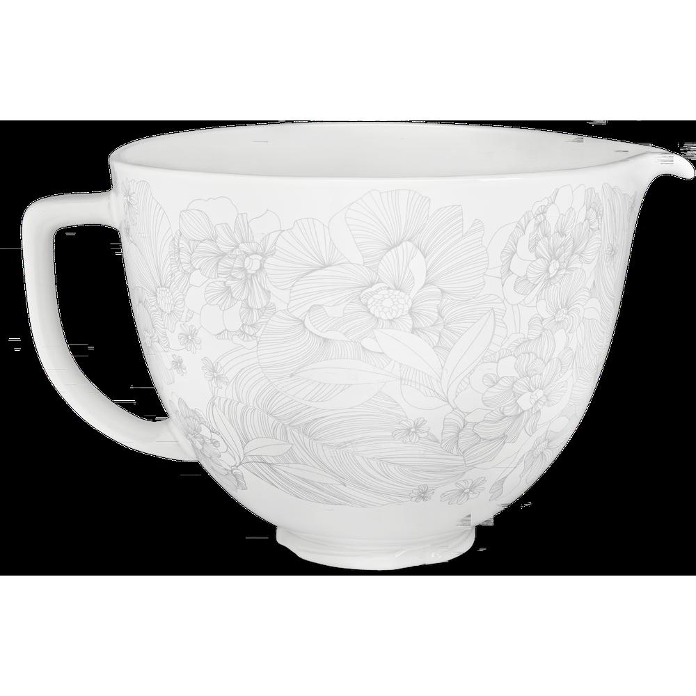 4 7 L Ceramic Bowl 5ksm2cb5pwf Kitchenaid Uk
