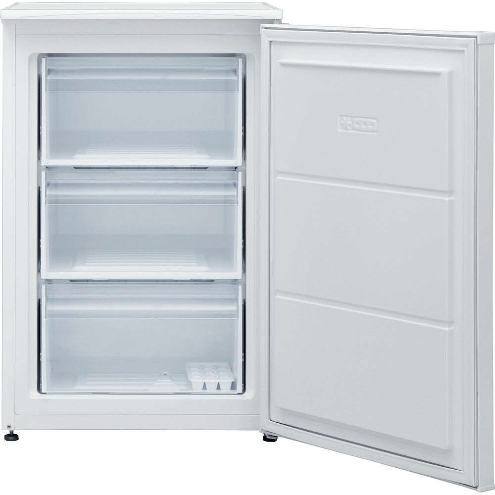 Whirlpool W55ZM 1110 W 1 Upright Freezer 103L - White