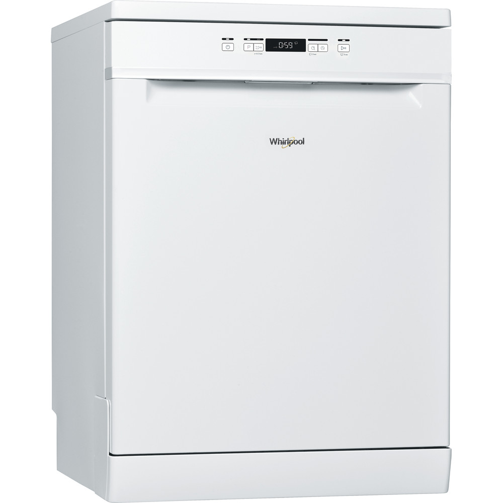 WFC3B19 Whirlpool SupremeClean WFC 3B19 Dishwasher A+ 13 Place - White
