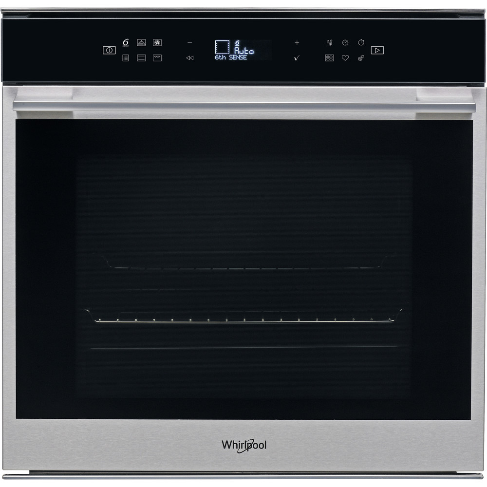 W7OM44S1P Whirlpool built in electric oven: in Stainless Steel, self cleaning - W7 OM4 4S1 P