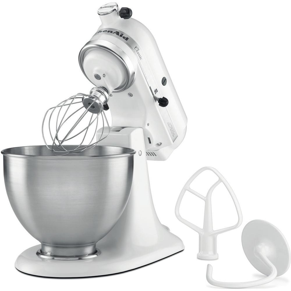 632a375acbd63a Robot pâtissier multifonction CLASSIC de 4,3 L 5K45SS   Site officiel  KitchenAid