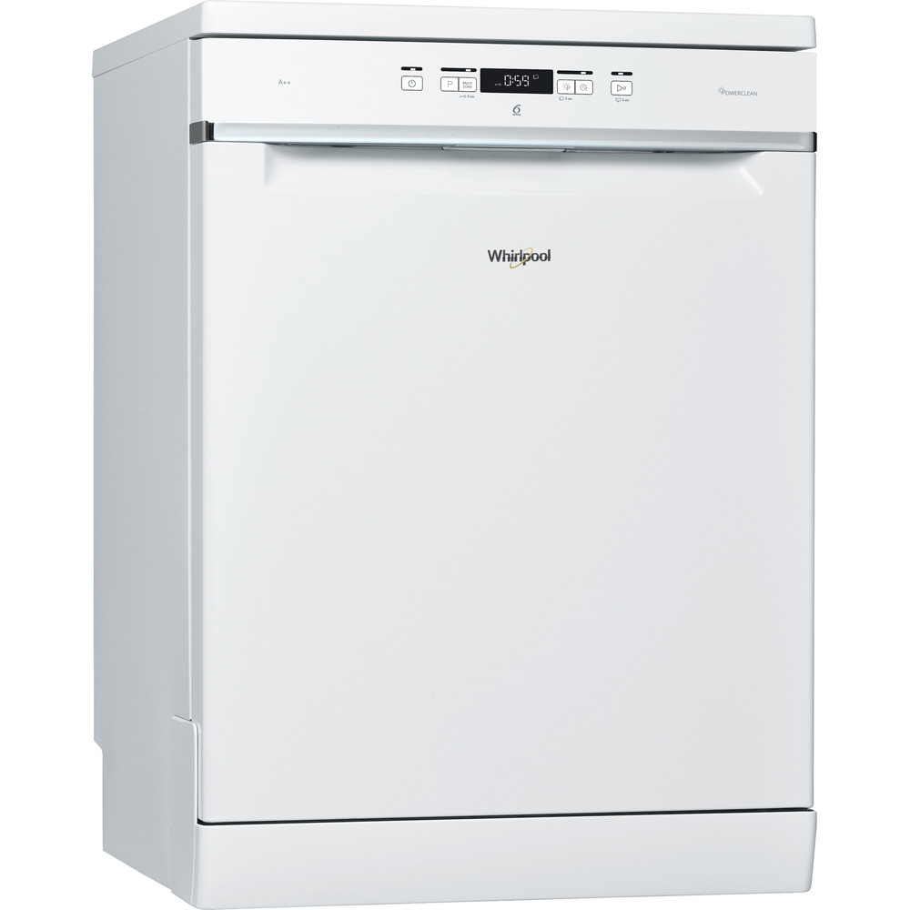 WFC3C24P Whirlpool SupremeClean WFC 3C24 P Dishwasher A+++ 14 place - White