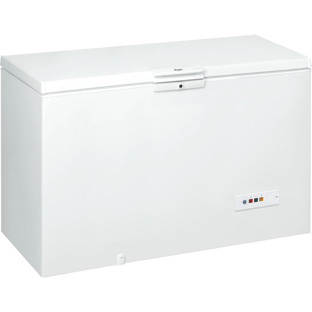 WHM46111 Whirlpool WHM4611.1 Chest Freezer 460L - White