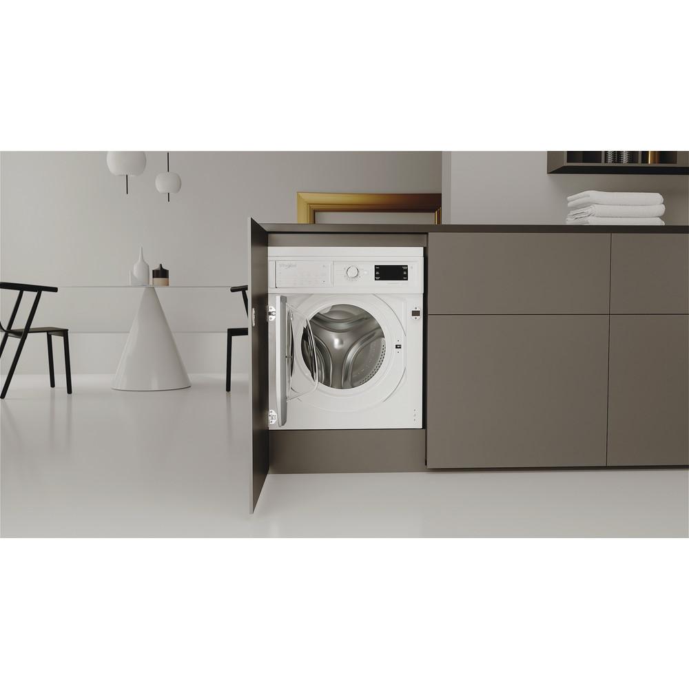 Whirlpool BI WMWG 81484 UK Washing Machine 8kg 1400rpm