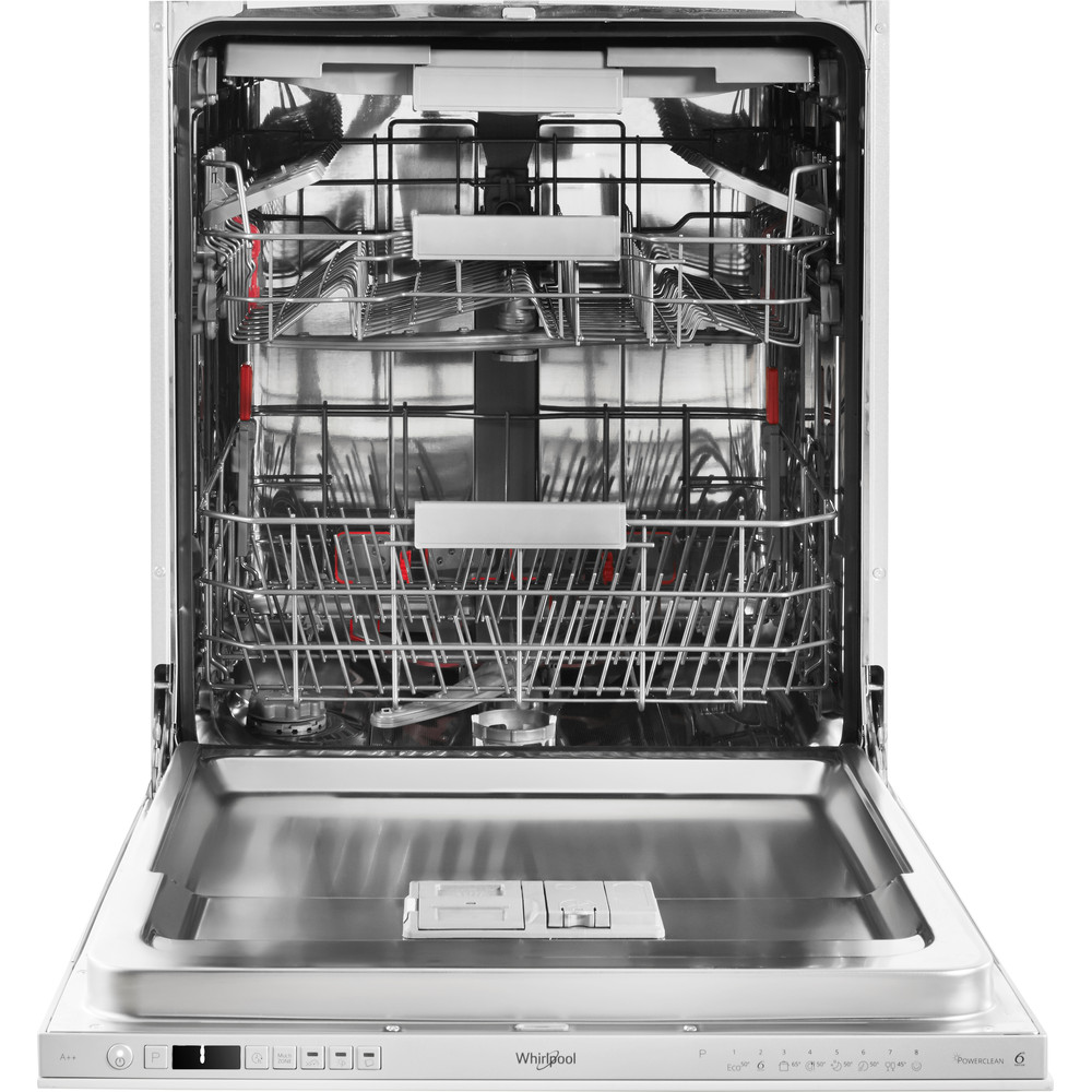 Whirlpool SupremeClean WIC 3C23 PEF Built-in Dishwasher A++ 14 Place