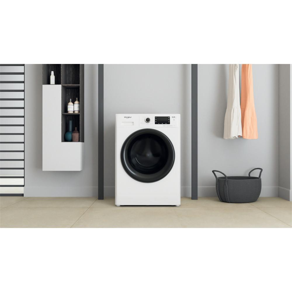 Whirlpool FWDD117168W UK N Washer Dryer 11+7kg 1600rpm - White