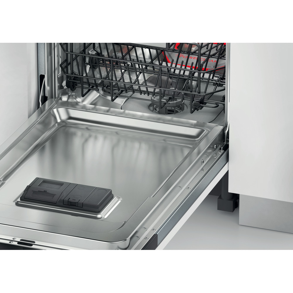 Whirlpool WSIC 3M27 C UK Built-in Dishwasher A++ 10 Place
