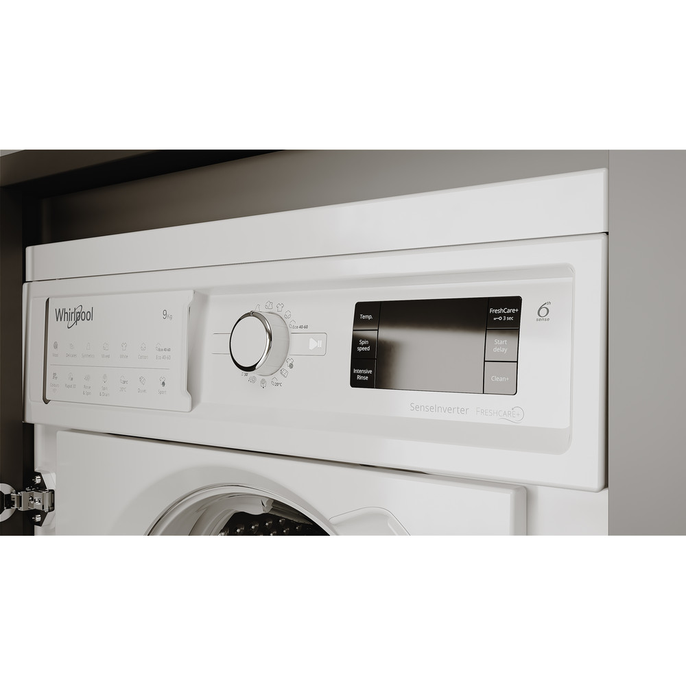 Whirlpool BI WMWG 91484 UK Washing Machine 9kg 1400rpm