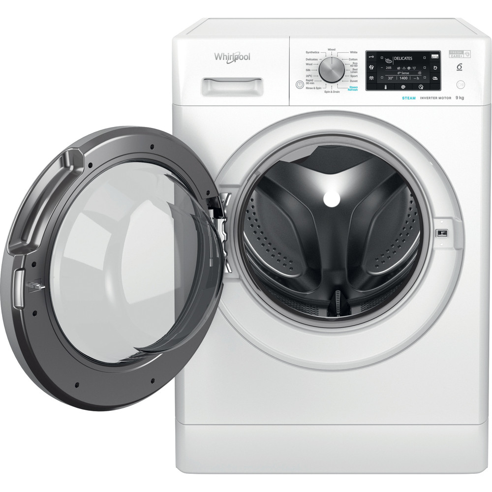 Whirlpool FreshCare FFD 9448 BSV UK Washing Machine 9kg 1400rpm - White