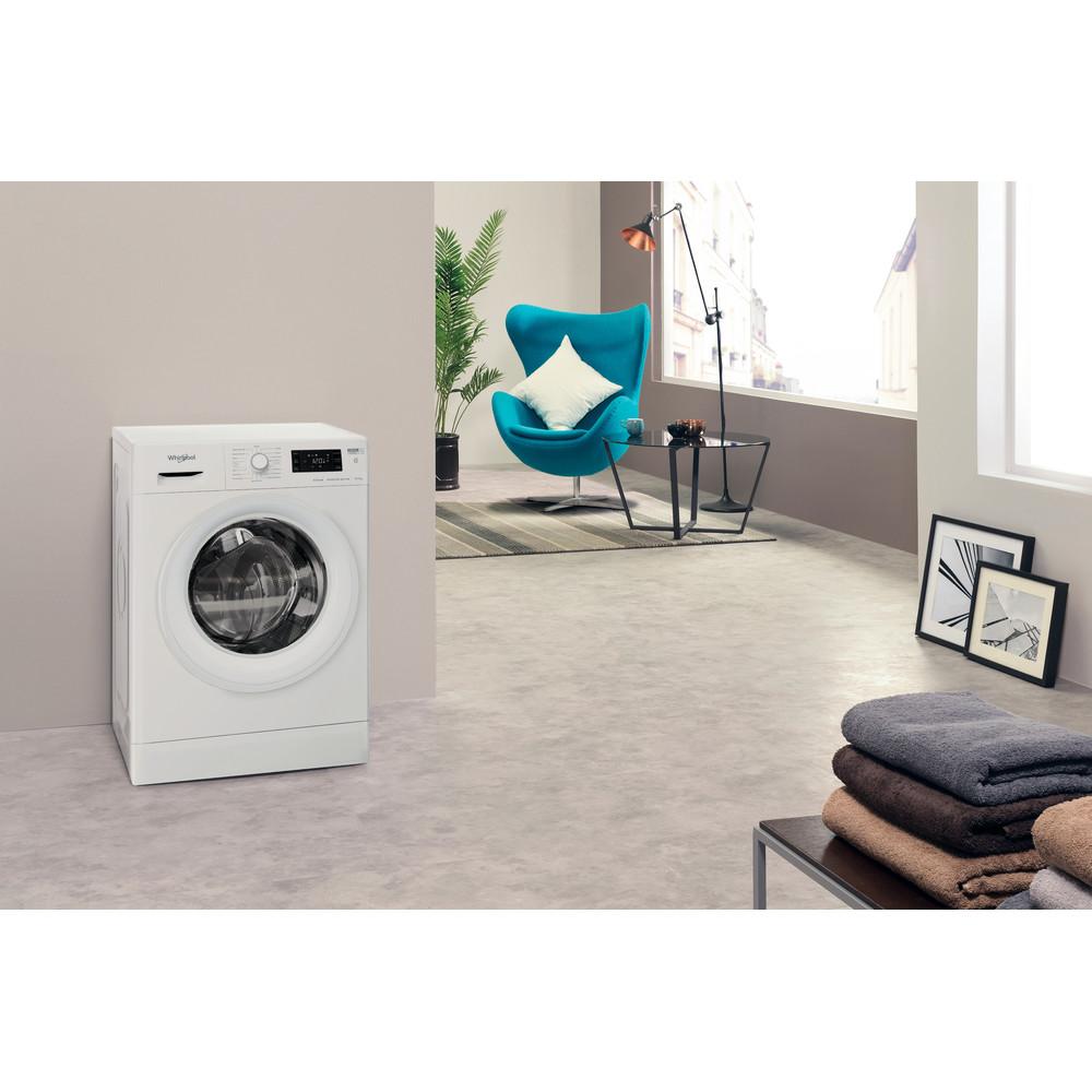 Whirlpool FWDG86148W UK N Washer Dryer 8+6kg 1400rpm - White