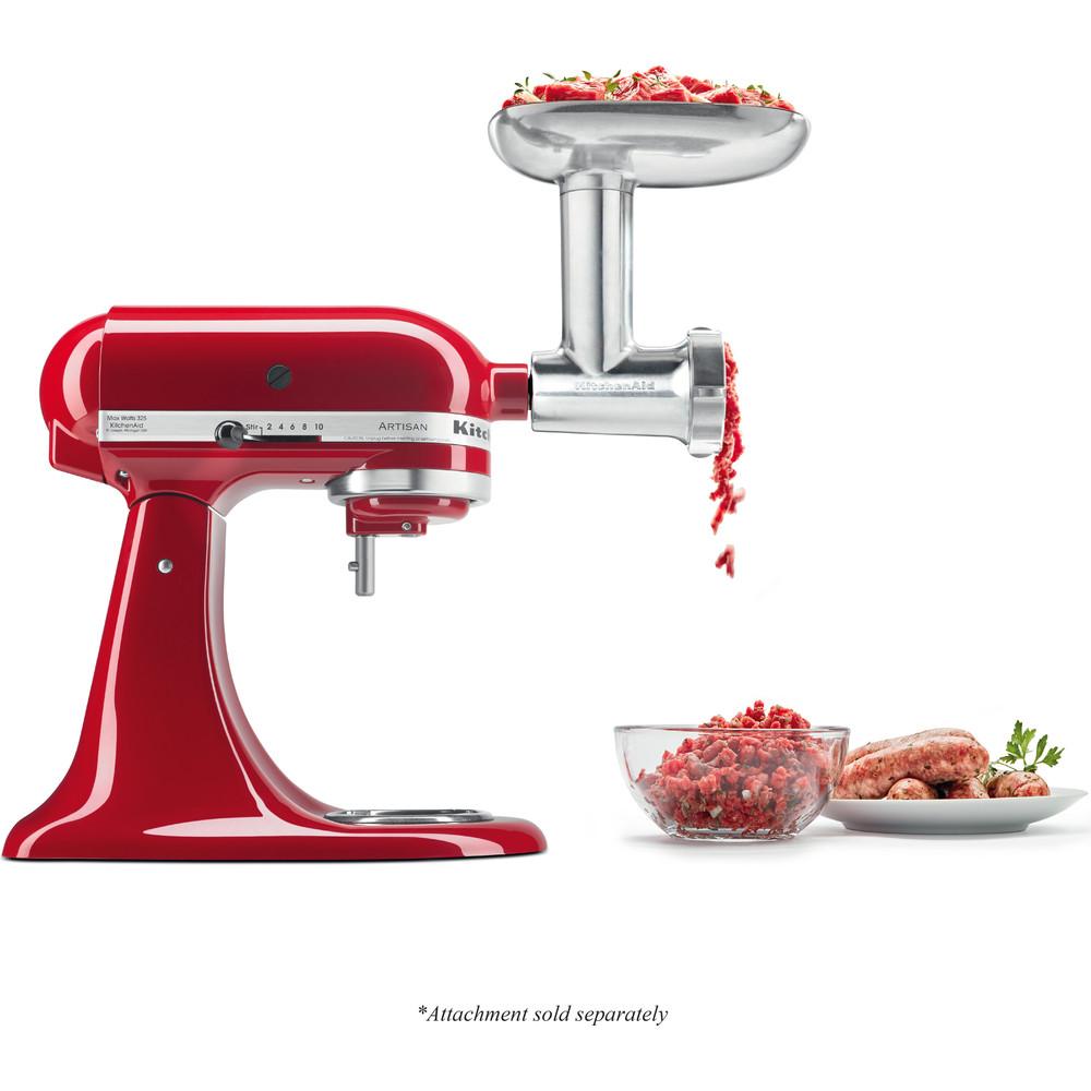 accessoire hachoir en métal 5ksmmga | site officiel kitchenaid