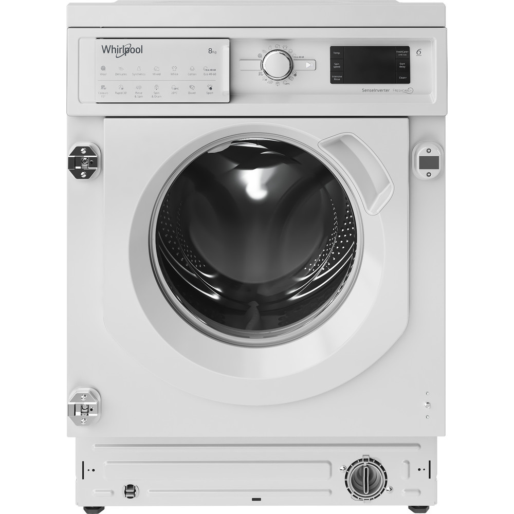 BIWMWG81484 Whirlpool BI WMWG 81484 UK Washing Machine 8kg 1400rpm