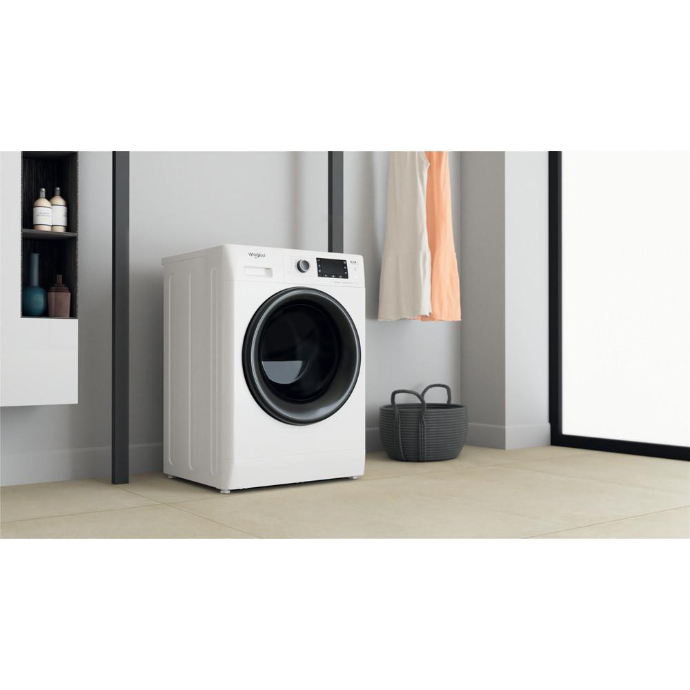 Whirlpool FFWDD1071682WBV UK N Washer Dryer 10+7kg 1600rpm - White