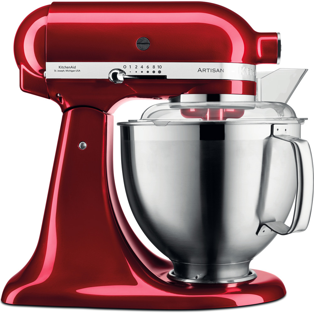 Artisan 4.8 l tilt-head stand mixer 5ksm185ps