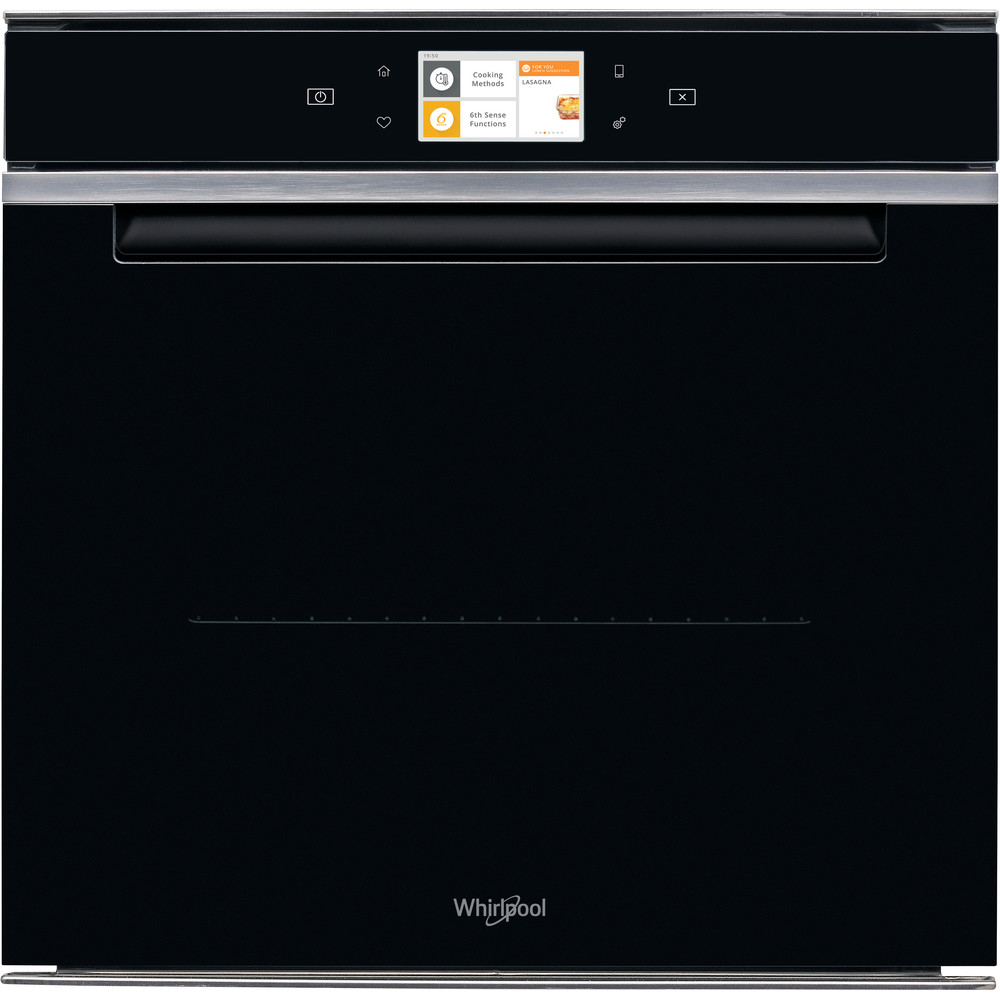 Whirlpool W11 OM1 4MS2 P Built-In Electric Oven - Dark Grey