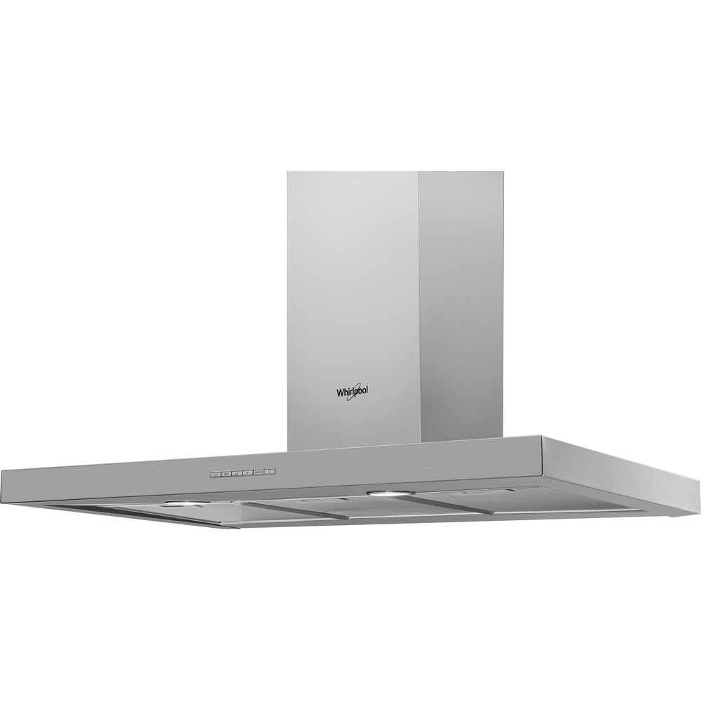 Whirlpool Absolute WHBS 93 F LE X Cooker Hood 90cm - Stainless Steel