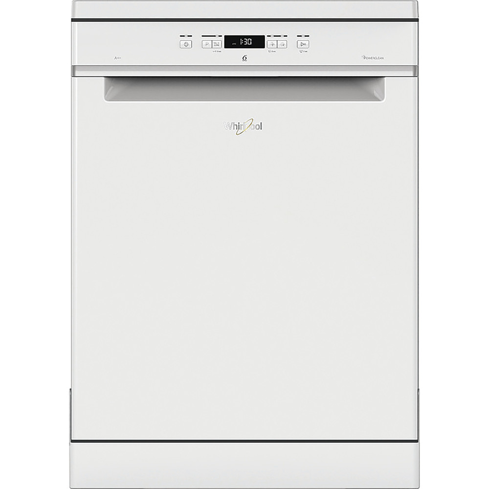Whirlpool SupremeClean WFC 3C24 P Dishwasher A+++ 14 place - White