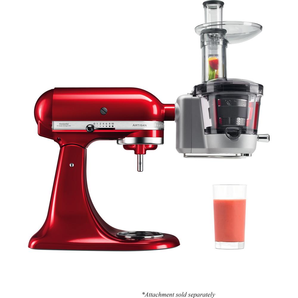 accessoire extracteur de jus et sauce 5ksm1ja | site officiel kitchenaid