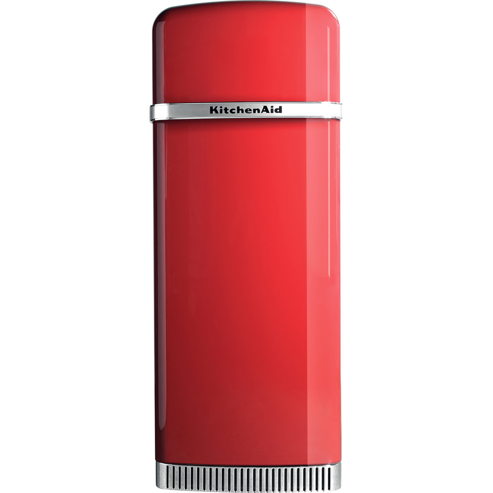 Iconic Fridge Empire Red Right Opening Kcfme 60150r Uk