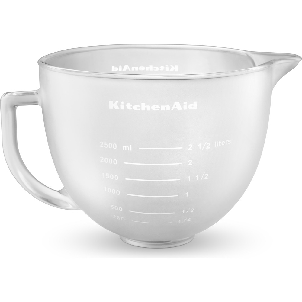 4.8 l frosted glass bowl 5k5gbf