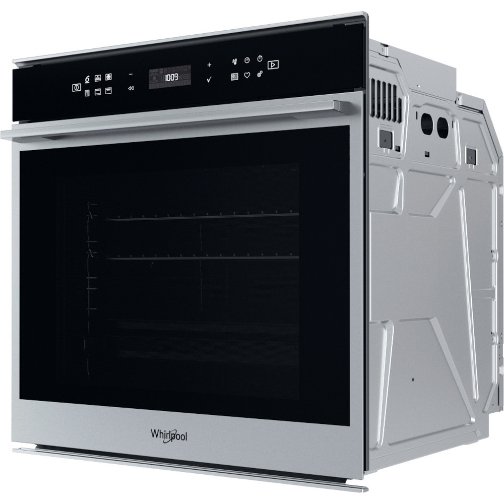 Whirlpool W Collection W7 OM4 4BPS1 P Built-in Electric Oven - Stainless Steel