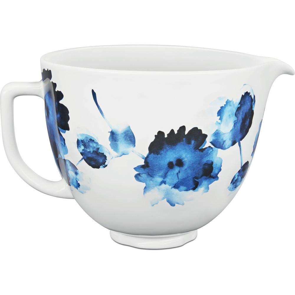 4 7 L Ceramic Bowl Ink Watercolor 5ksm2cb5piw