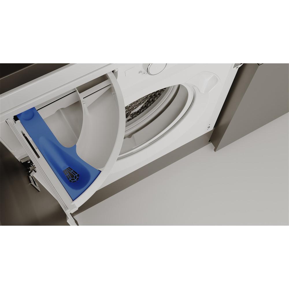 Whirlpool BI WDWG 961484 UK Built in Washer Dryer 9+6kg 1400rpm - White