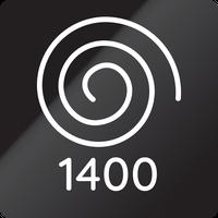 1400 tpm