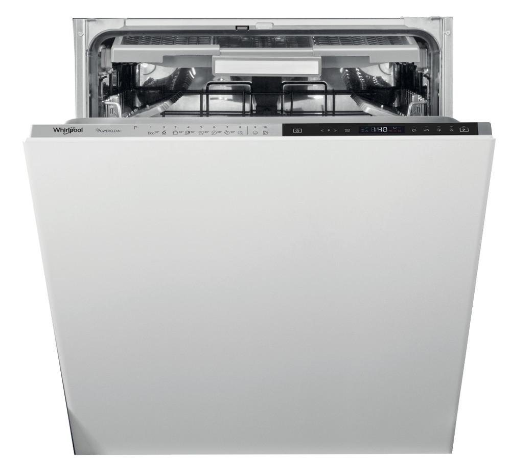 Whirlpool Indaplovė Įmontuojamas WIP 4O33 PLE S Full-integrated D Frontal