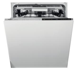 Whirlpool vollintegrierte Geschirrspüler: Farbe Schwarz., Full Size. - WIP 4O33 PLE S