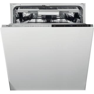 Whirlpool Máquina de lavar loiça Independente WIP 4O33 PLE S Encastre total D Frontal