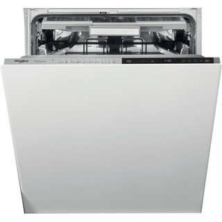 Whirlpool Trauku mazgājamā mašīna Iebūvējams WIP 4O33 PLE S Full-integrated D Frontal
