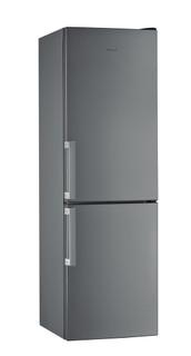 Réfrigérateur congélateur posable Whirlpool - W5 811E OX H