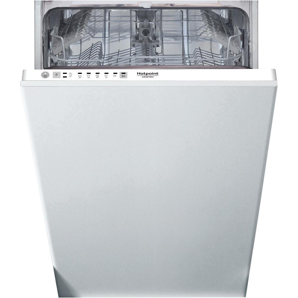 Hotpoint_Ariston Посудомоечная машина Встраиваемая HSIE 2B0 Full-integrated A Frontal