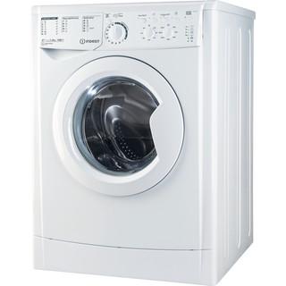 Indesit vrijstaande wasmachine: 8 kg