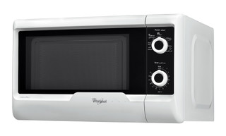 Whirlpool freestanding microwave oven: white color - MWD 119 WH