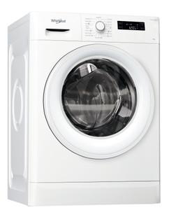 Whirlpool freestanding front loading washing machine: 6kg - FWF61052W GCC