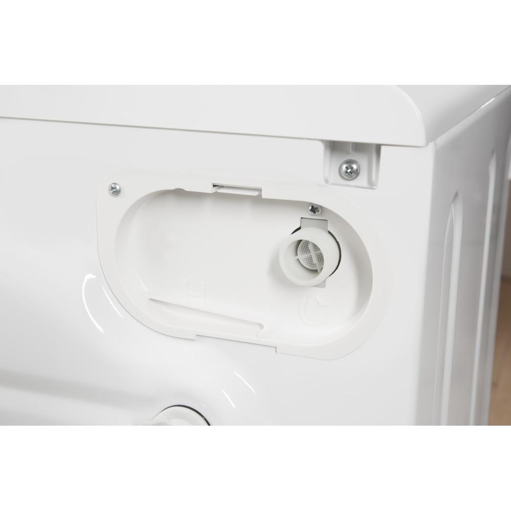 Indesit Стиральная машина Отдельностоящий BWSD 51051 Белый Фронтальная загрузка A Filter