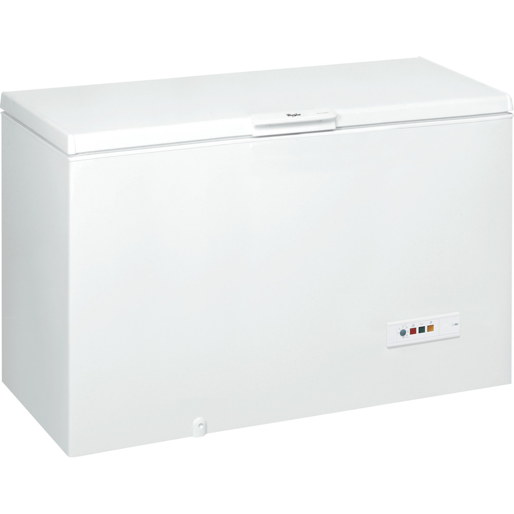 Whirlpool frysbox: färg vit - WHM4600 2