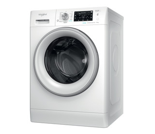 Whirlpool Einbau-Waschmaschine: 8,0 kg - FFD 8448 SEV DE