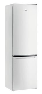 Vapaasti sijoitettava Whirlpool jääkaappipakastin: huurtumaton - W7 931A W