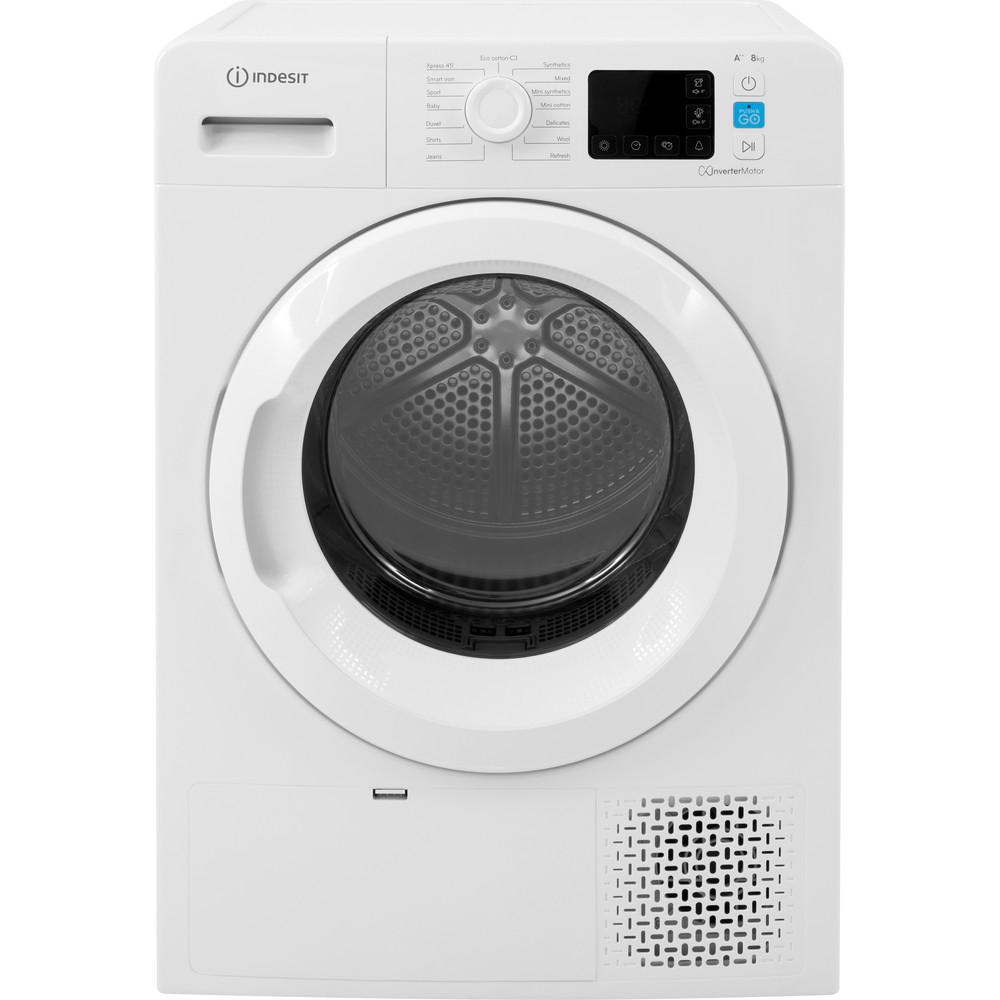 Indesit Dryer YT M11 82 X UK White Frontal