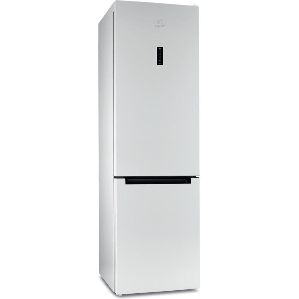 Indesit Холодильник с морозильной камерой Отдельностоящий DF 5200 W Белый 2 doors Perspective