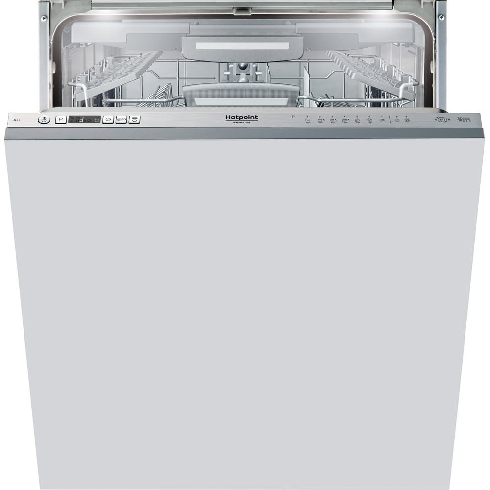Hotpoint_Ariston Посудомоечная машина Встраиваемая HIO 3T123 WFT Full-integrated A Frontal