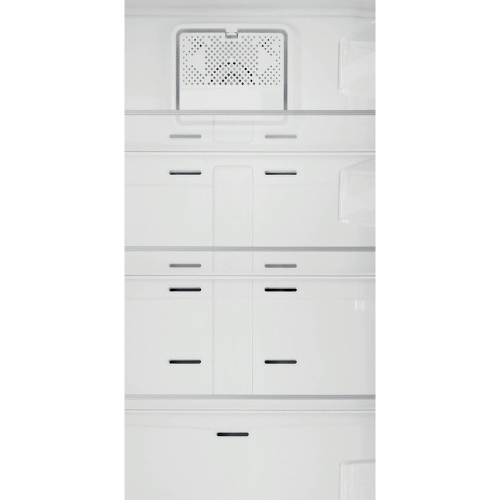 Indesit Холодильник с морозильной камерой Отдельно стоящий XIT8 T1E X Оптик Inox 2 doors Filter