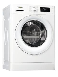Whirlpool freestanding front loading washing machine: 8kg - FWG81283W GCC