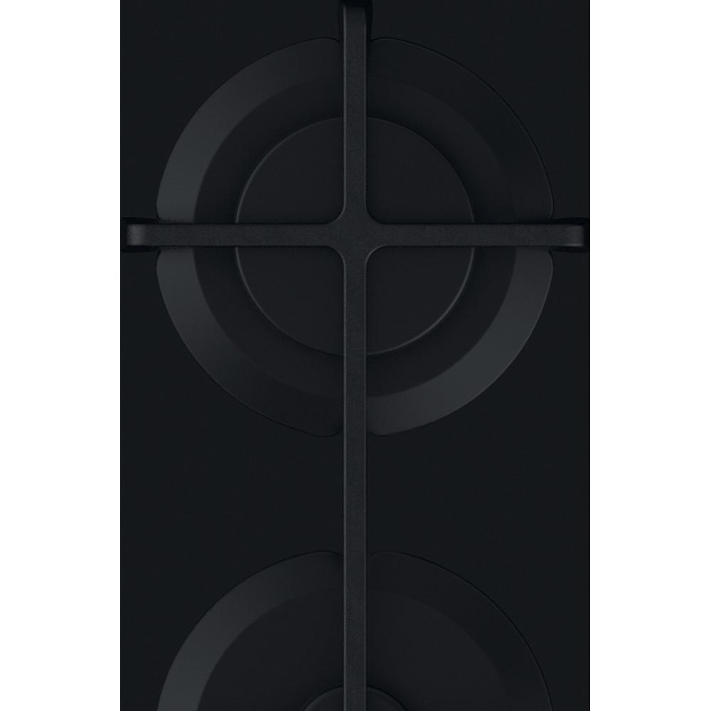 Indesit Μονάδα εστιών ING 61T/BK Μαύρο Αερίου Heating element