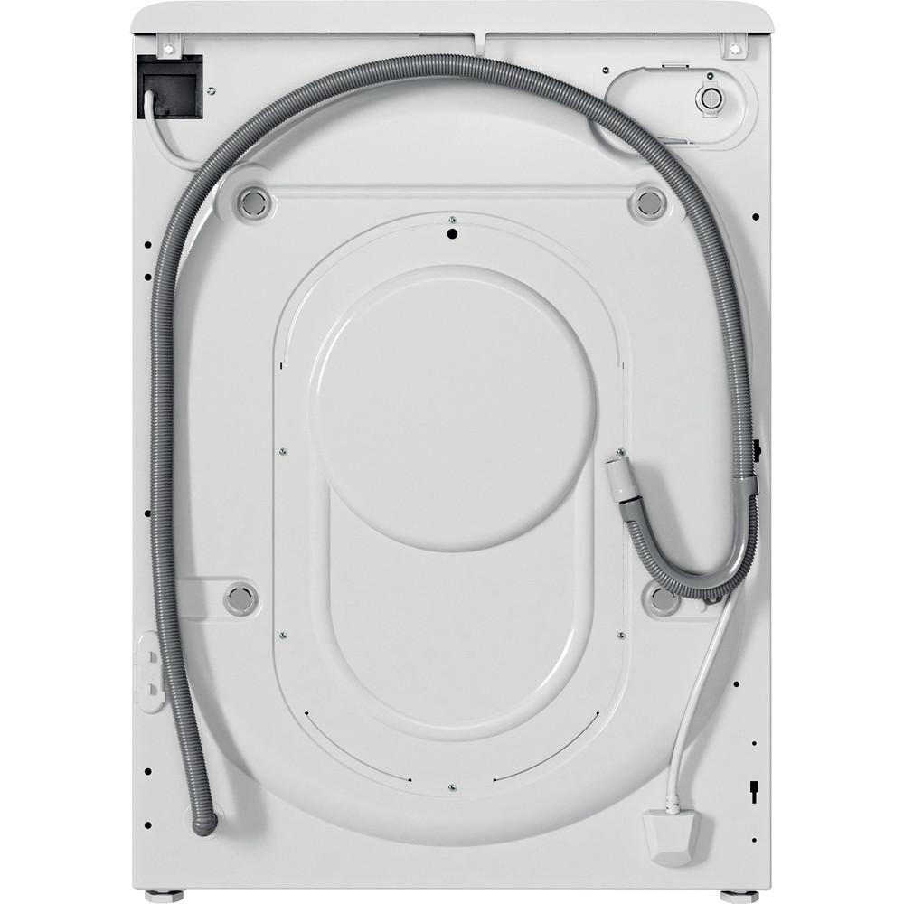 Indesit Lavadora secadora Libre instalación BDE 961483X WK SPT N Blanco Cargador frontal Back / Lateral