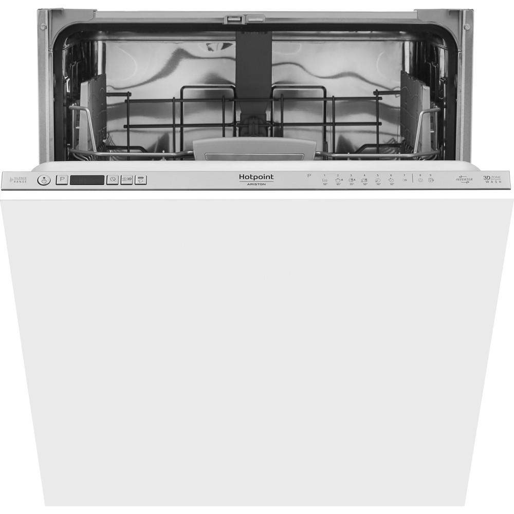 Hotpoint_Ariston Посудомоечная машина Встраиваемая HIO 3T1239 W Full-integrated A Frontal