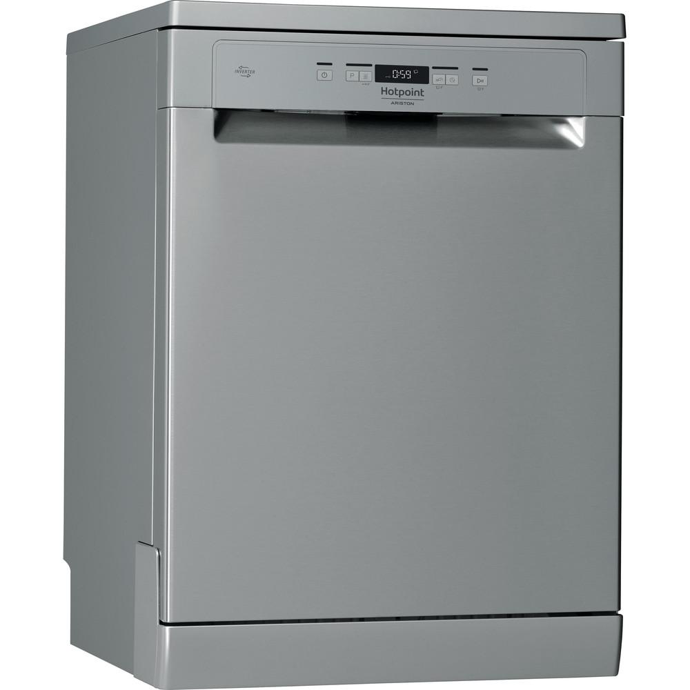 Hotpoint_Ariston Máquina de lavar loiça Livre Instalação HFC 3C26 F X Livre Instalação E Perspective